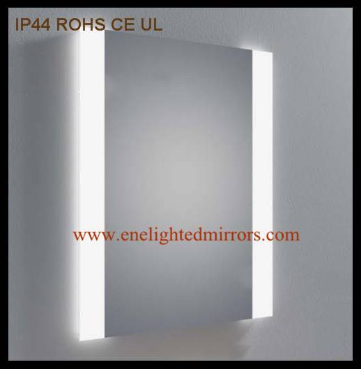 Electric mirror produced by ENE LIGHTED MIRRORS from China accepted custom oem odm