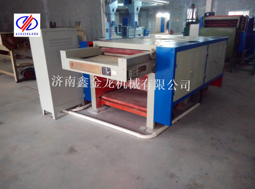 Waste clothes recycling machine for textile