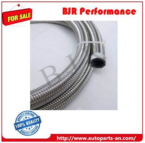Stainless cover Braided Oil Cooler Hose