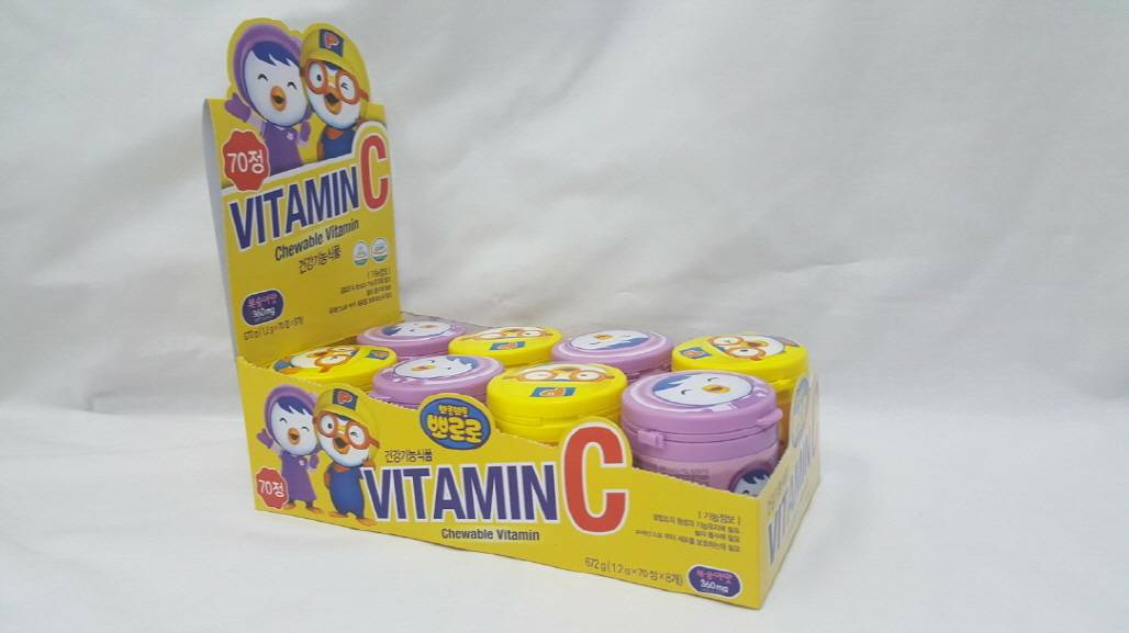 PORORO VITAMIN C CANDY