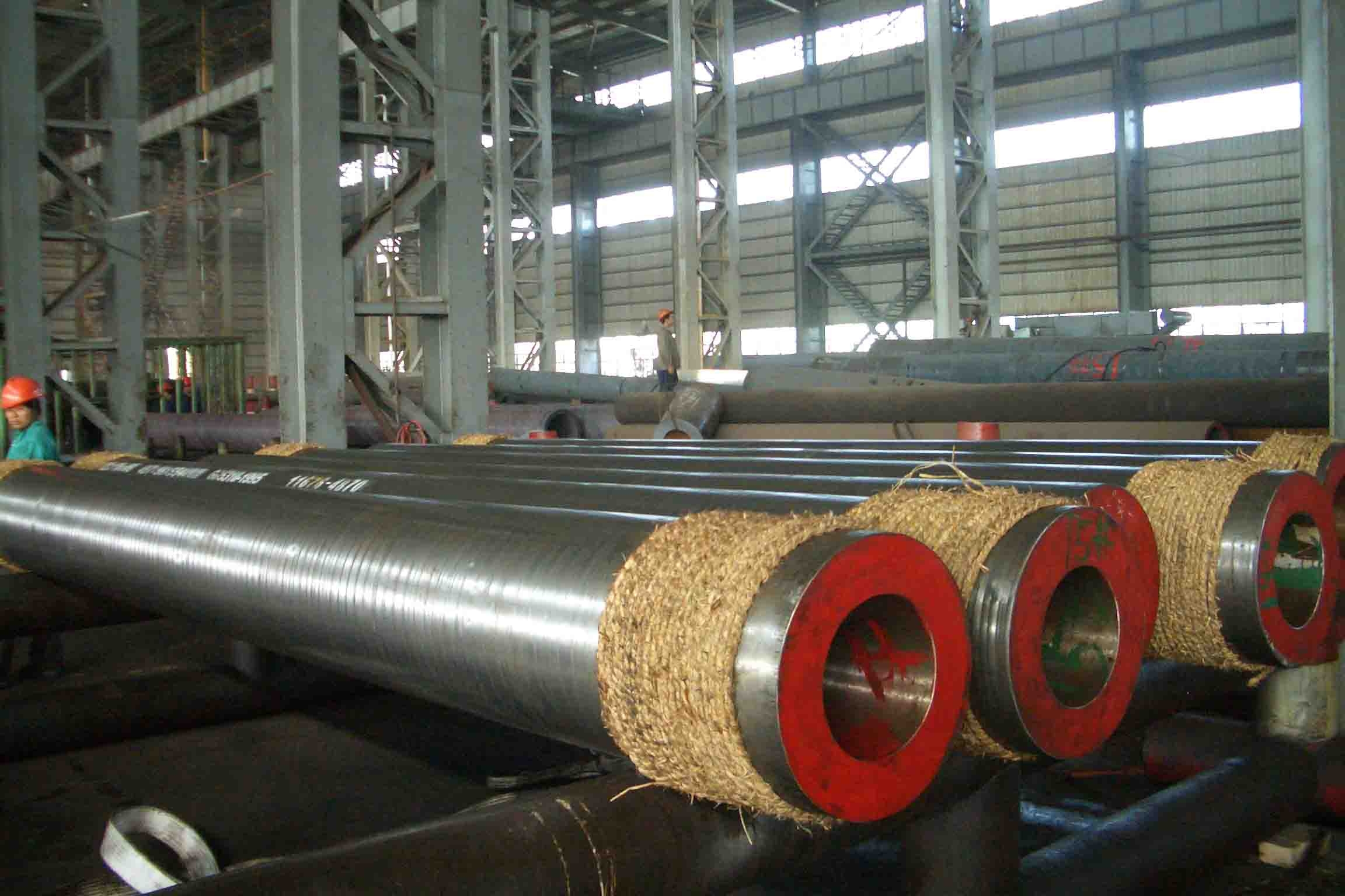 seamless chrome-moly alloy steel pipe