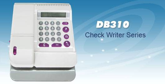 check writer DB310