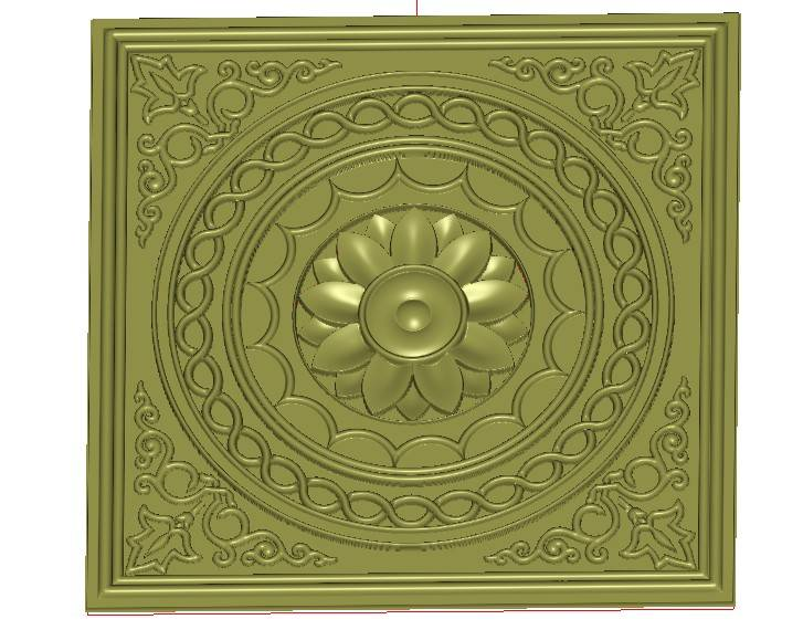 3d wall panels / exterior wall decorative panel