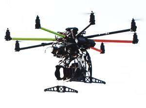 AD6 RTF Pro Aerial Film Package Ready To Fly