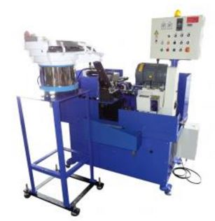 JT-6516F Horizontal type auto feeding tapping machine