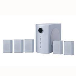 5.1ch Home Theatre System with USB/SD Card/FM/LED Display