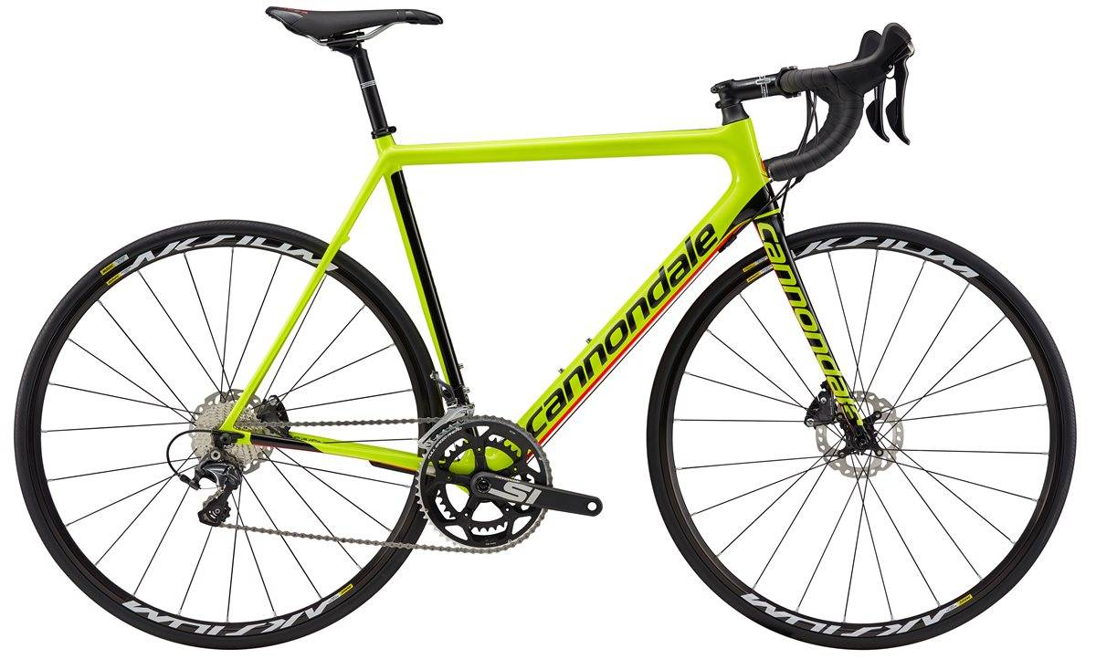 Cannondale SuperSix EVO Disc Ultegra 2017 - Road Bike