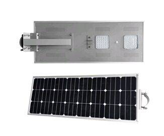 60w complete solar led street light