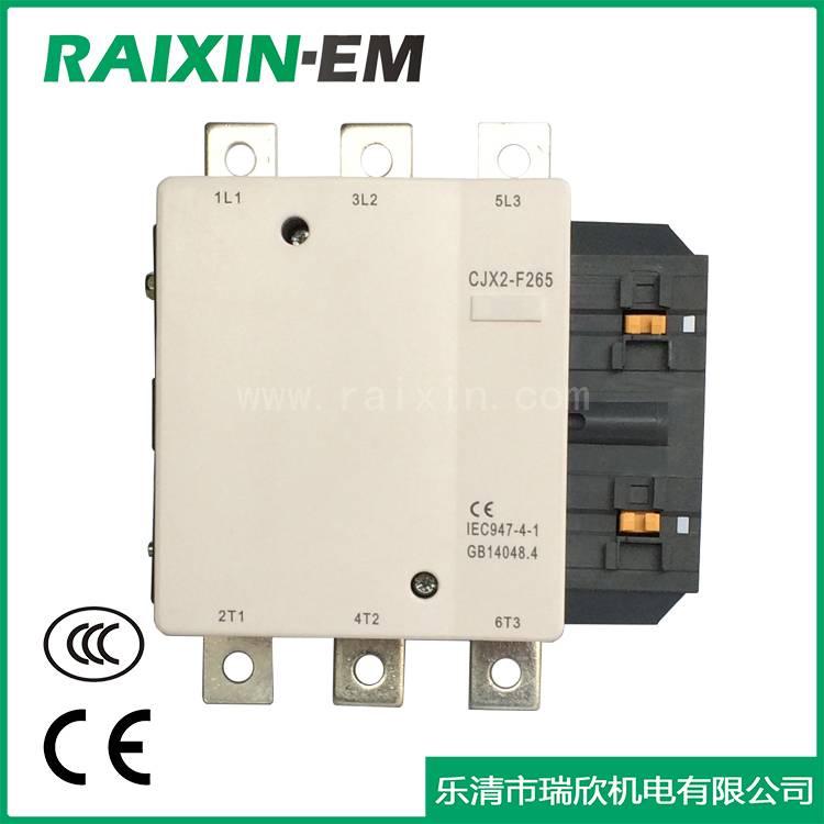 CJX2-F265 AC Contactor