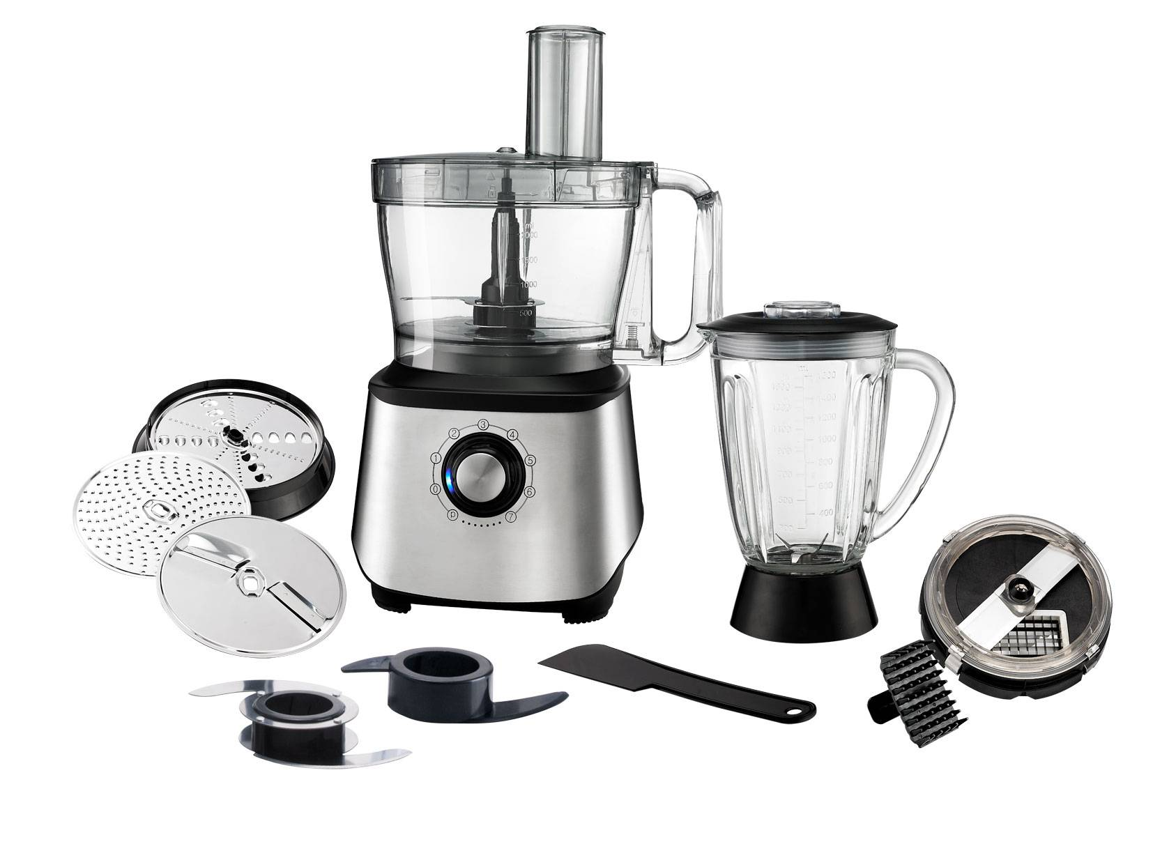 CB GS CE ROHS Certified FP409 Food processor from Kavbao