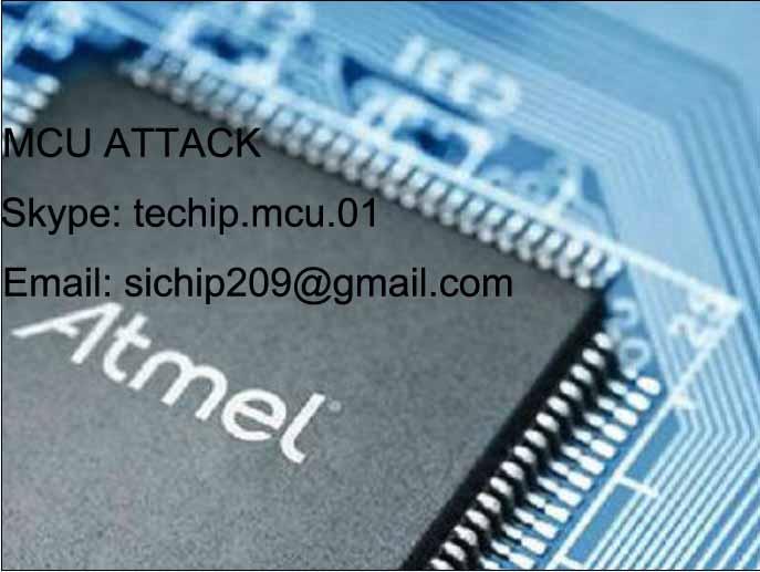MC56F825X mcu reverse