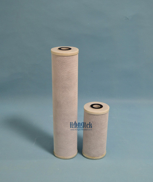 BCF Series Big Blue Carbon Block Cartridge Filters