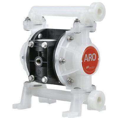 Ingersoll Rand Air Operated Diaphragm Pump