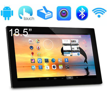 10.1, 15.6, 18.5, 21.5 inch Android Tablet PC with touch screen digital signage player