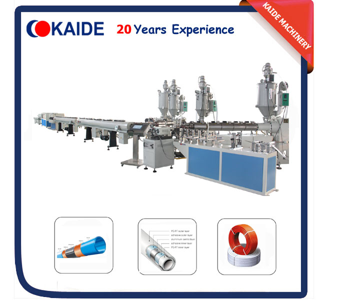 PEX-AL-PEX Pipe Extrusion Machine 16mm-32mm