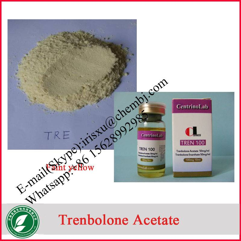 Test Series, Musle Building Steroids 1045-69-8 Testosterone Acetate for Sale