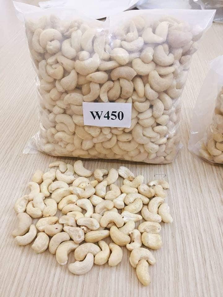 Cashew Nuts Kernels W320 / W240
