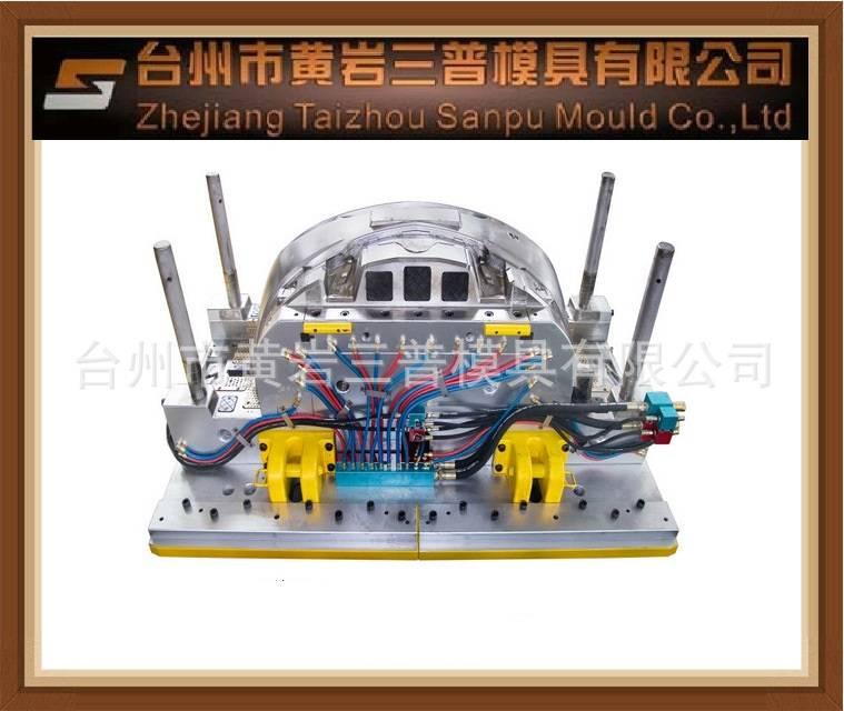 Zhejiang big precision car bumper mold maker,high quality customized