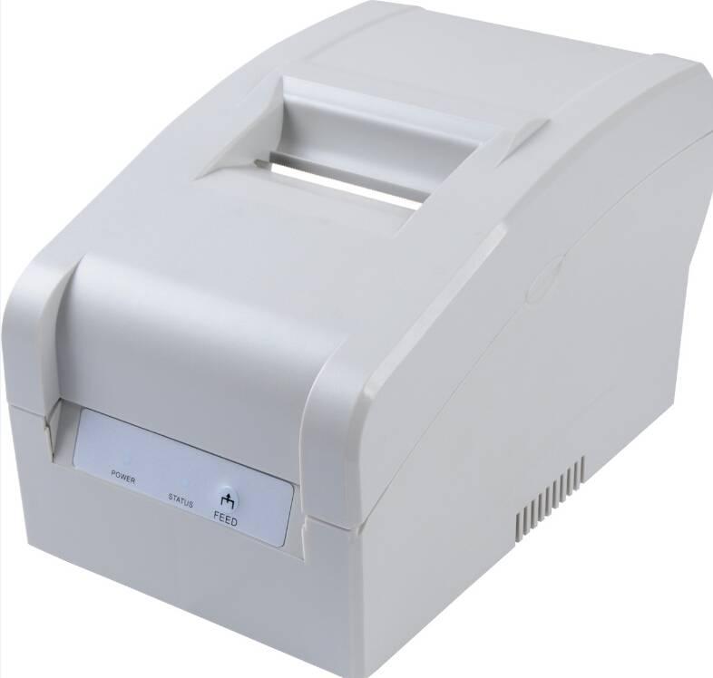 Impact dot matrix receipt printers for invoice printing XP-76II+C printer