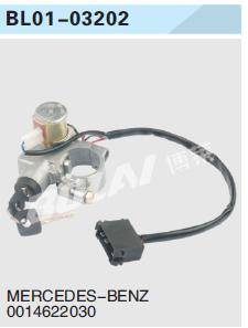 USE FOR MERCEDES-BENZ  KEY SET/IGNITION SWITCH  0014622030