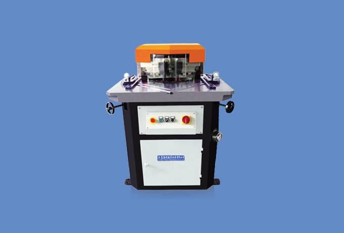 Series Hydraulic Notching Machine