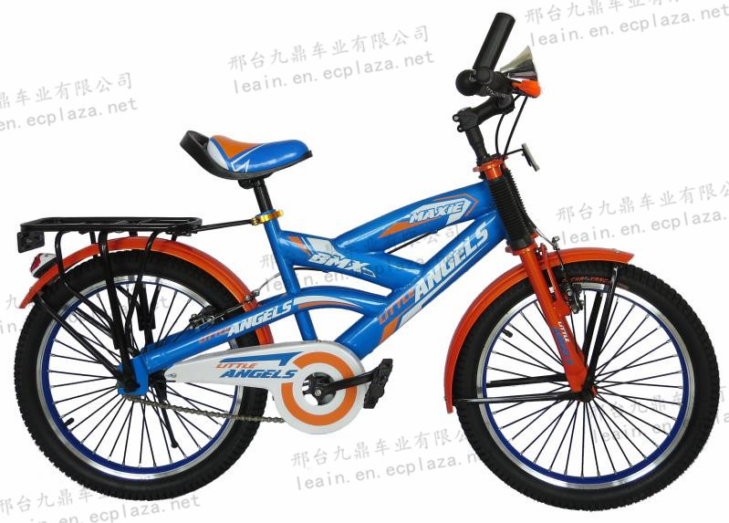 New designed strong mantis frame of children bike/kids bike with carrier/top quality bicycle-jd24