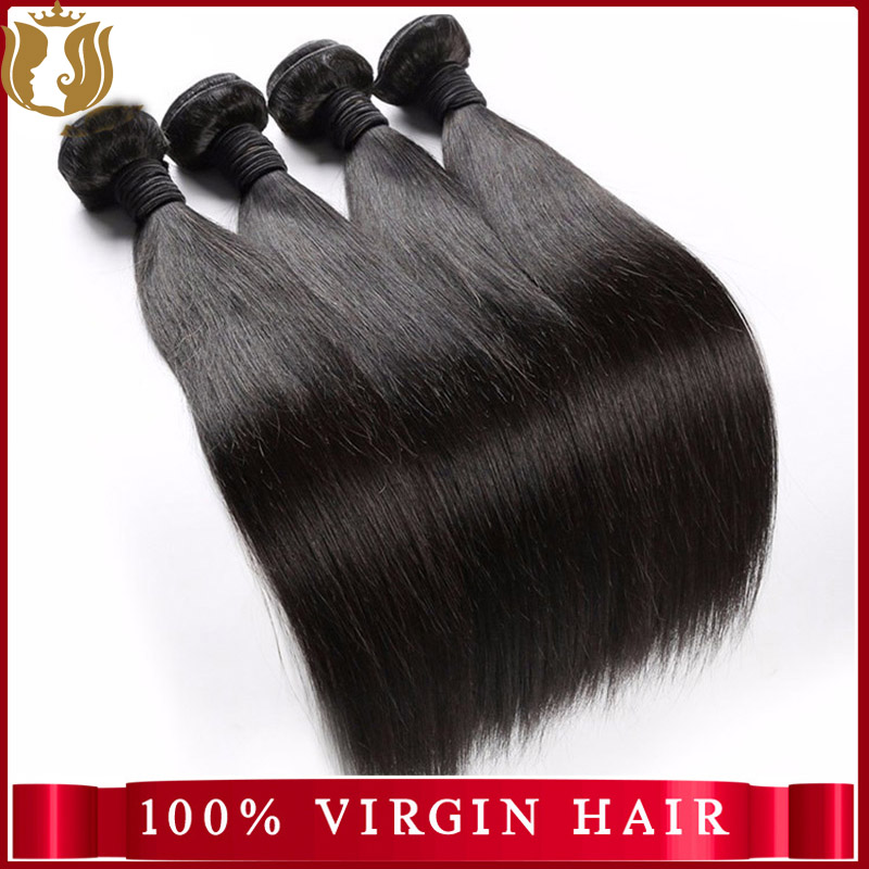 wholesale 100% virgin human hair extension