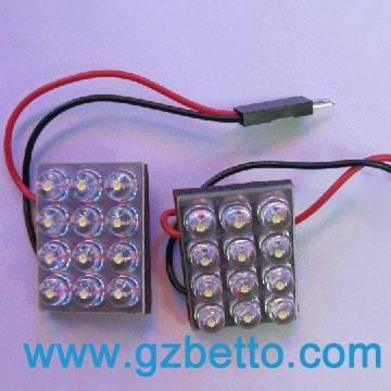 AUTO LED bulb, CAR led light