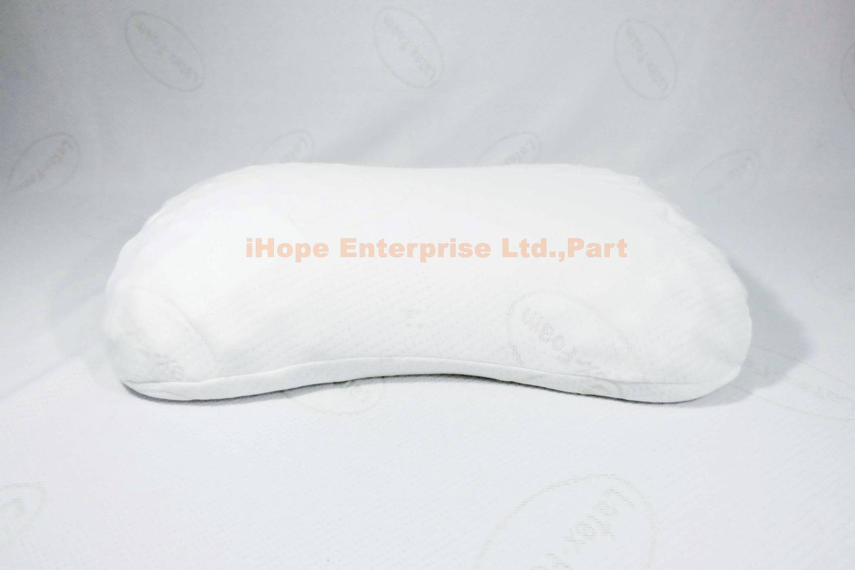 100% Natural Latex Heart & Durian Pillow