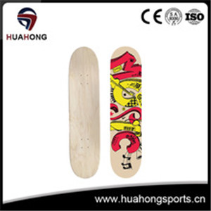 HD-S02 Canadian Maple Skateboard
