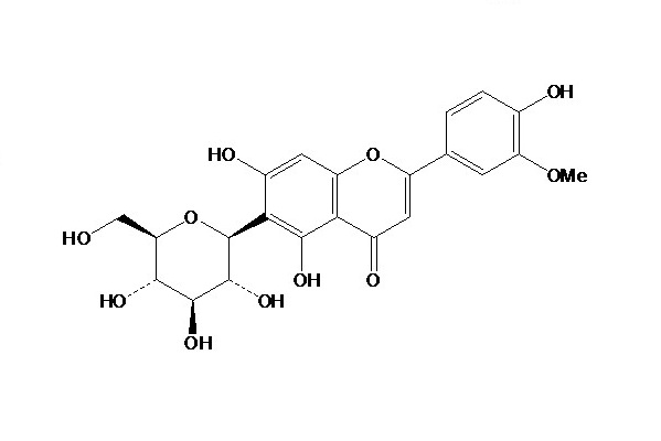 Phytochemical Isoscoparin chemical reagents