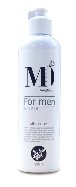 [MD]Moisturizing Essential Skin Care For Men-Aronia All in one For Men 250ml