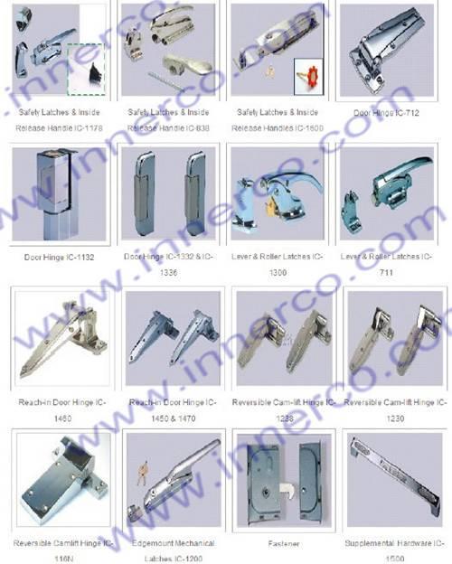 Freezer Fridge Handles & Hinges