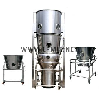 muti-function Drier Fluid Bed machine,drier,granulator,coating muti-fuction
