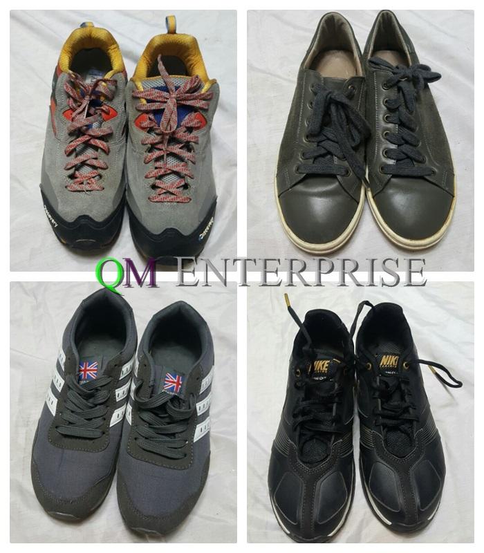 QM Enterprise No 1 Used clothing
