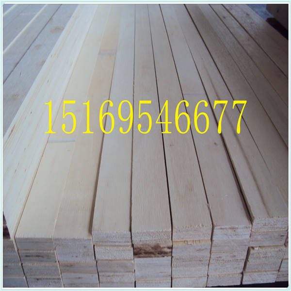 Poplar LVL for making pallet and box