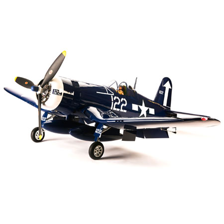 Hangar 9 F4U-1D Corsair Giant Airplane 60cc ARF HAN4760