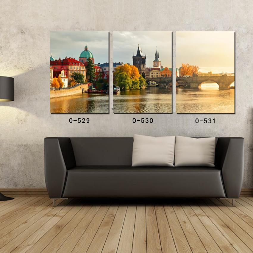 landscape famous oil paintings large canvas wall art Russian landscape modern canvas prints
