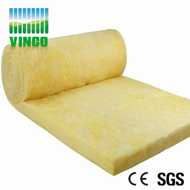 High Insulation Glass Wool with Aluminium Foil