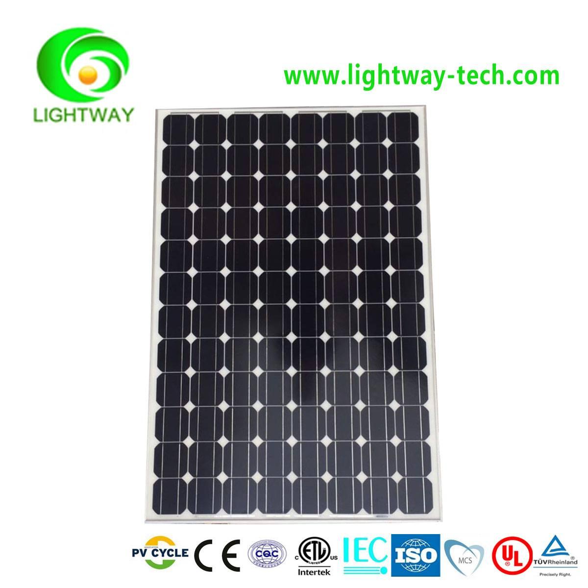 cheap price mono 320w solar panel solar home system