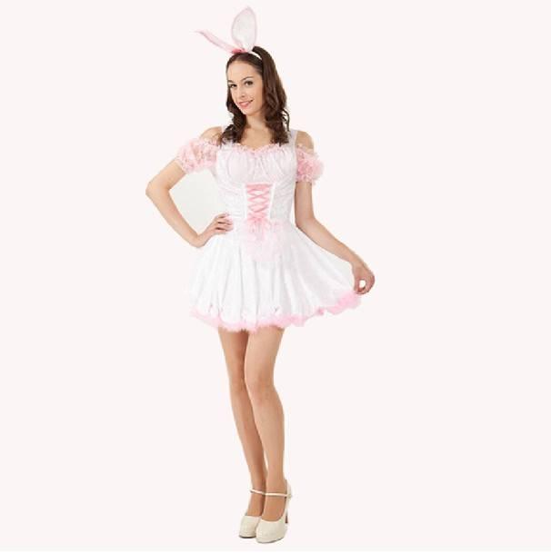 new design ladies fancy dress costume wholesale