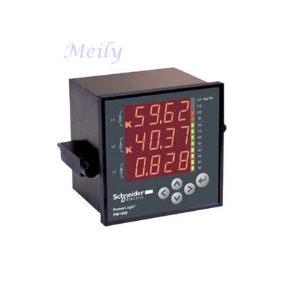Schneider power meter PM1000 PowerLogic series