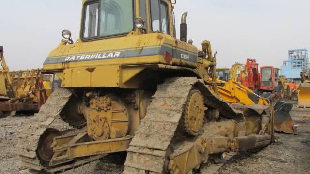 Used CAT Bulldozer D6H,second hand good bulldozer
