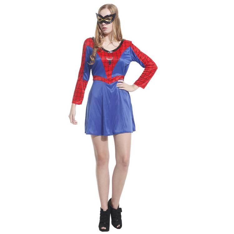 New Sexy Wonder Fancy Super Hero Ladies Fancy Dress Costume