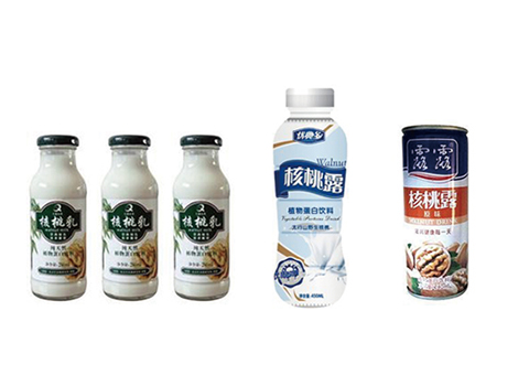 Turnkey Industrial Peanut/ Walnut Milk Beverage Processing Line
