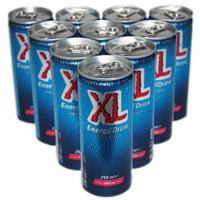 XL Energy Drink ml 250ML Cans