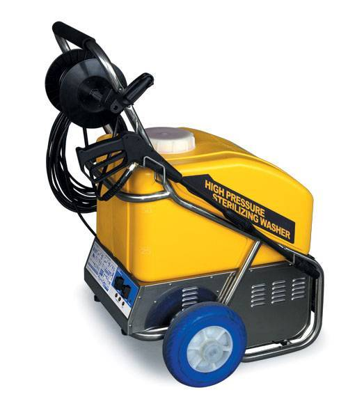 Pressure Washer/Pressure Sterilizing Cleaner
