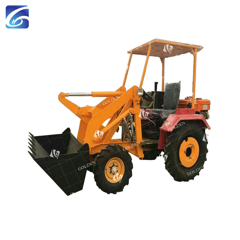 Agricultural Loading Wheel Loader Machinery Heavy Equipment