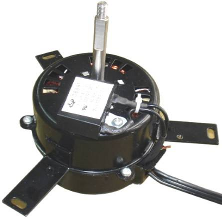 Motors For Aerodynamic Machine : Motor For Ventilating Device