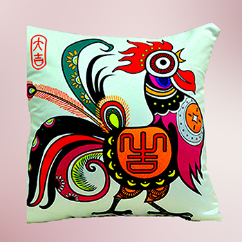 art cushion cover, art pillow cover